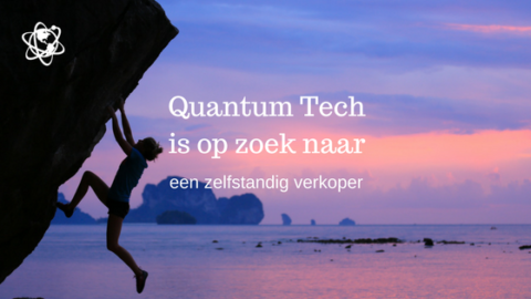 Samenwerken met Quantum Tech
